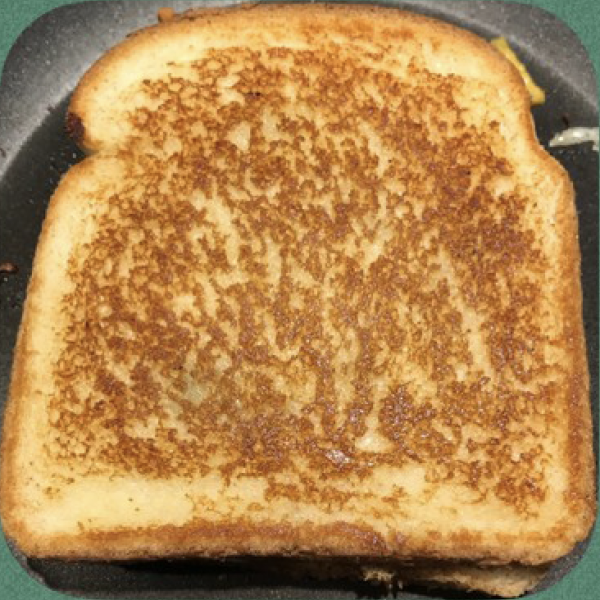 6 Dilly Grilled Cheese